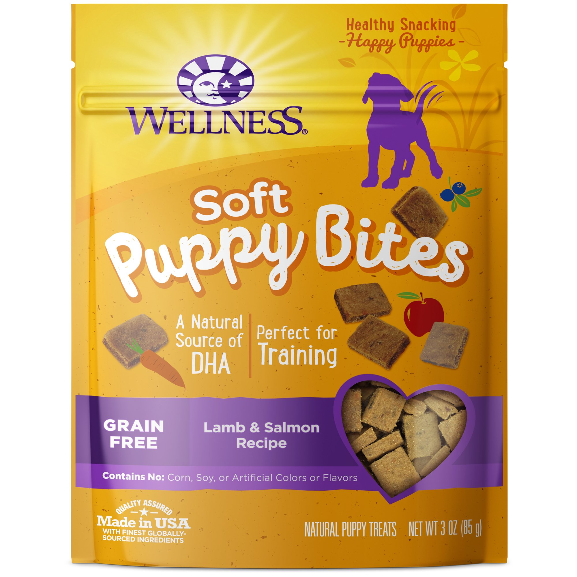 Wellness Just for Puppy Treats