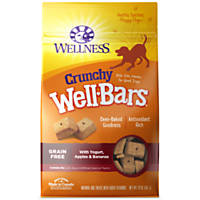 Wellness WellBars with Yogurt, Apples & Bananas