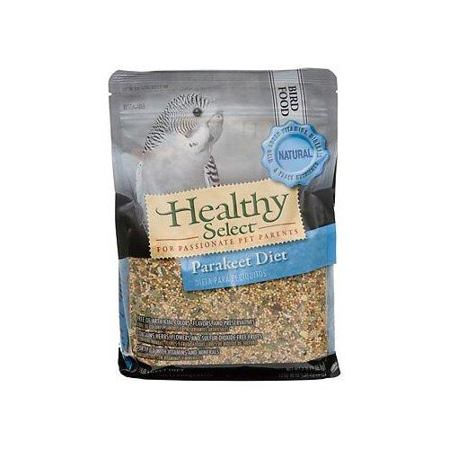 Healthy Select Natural Parakeet Diet