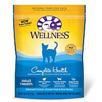 Wellness Complete Health Deboned Chicken Chicken Meal & Rice Adult Cat Food