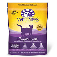 Wellness Complete Health Healthy Weight Cat Food
