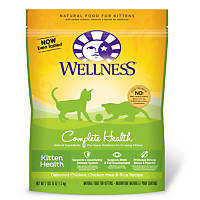 Wellness Complete Health Deboned Chicken Chicken Meal & Rice Kitten Food