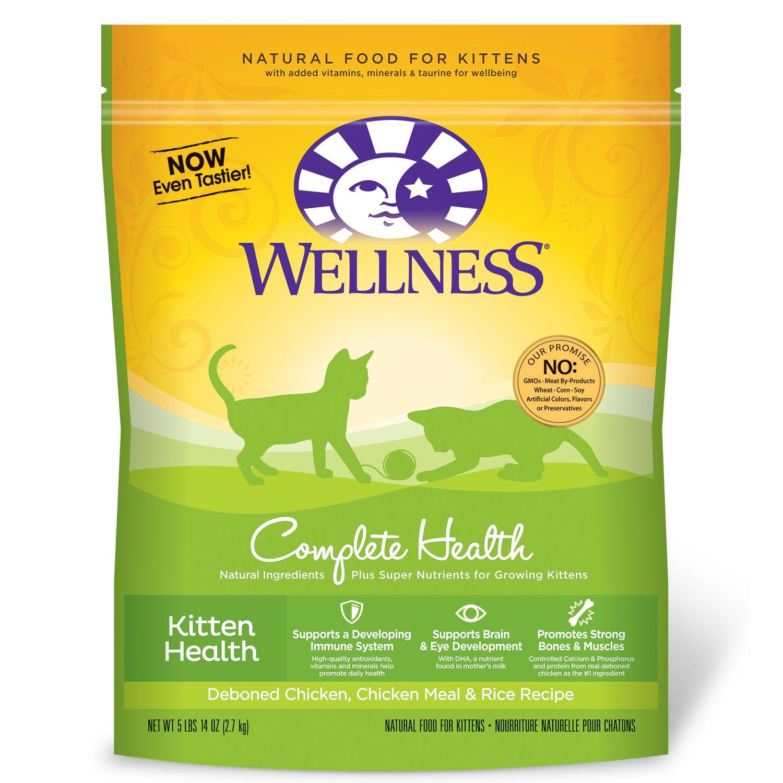 Wellness Complete Health Deboned Chicken Chicken Meal & Rice Kitten Food