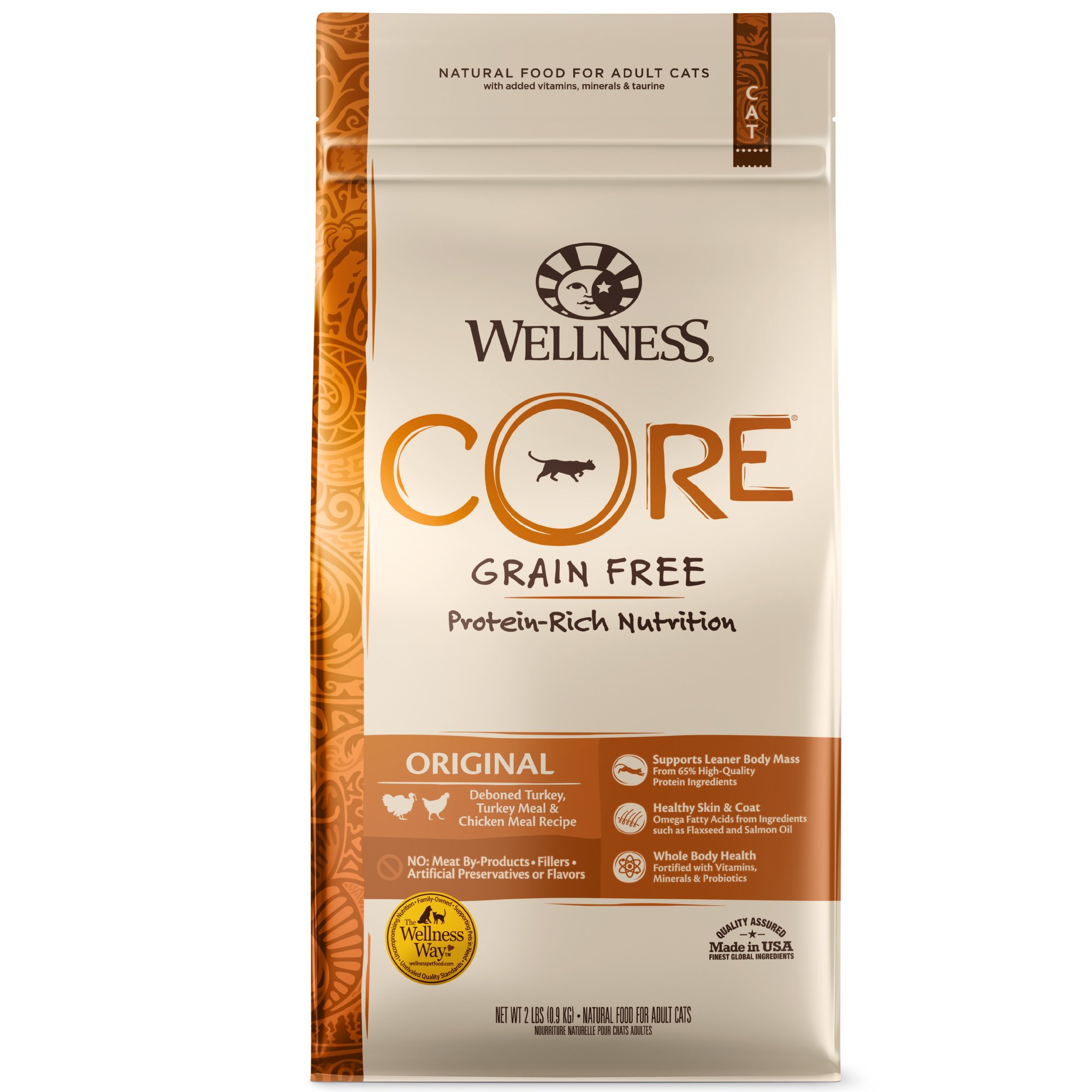 Core Wellness Cat Food Original
