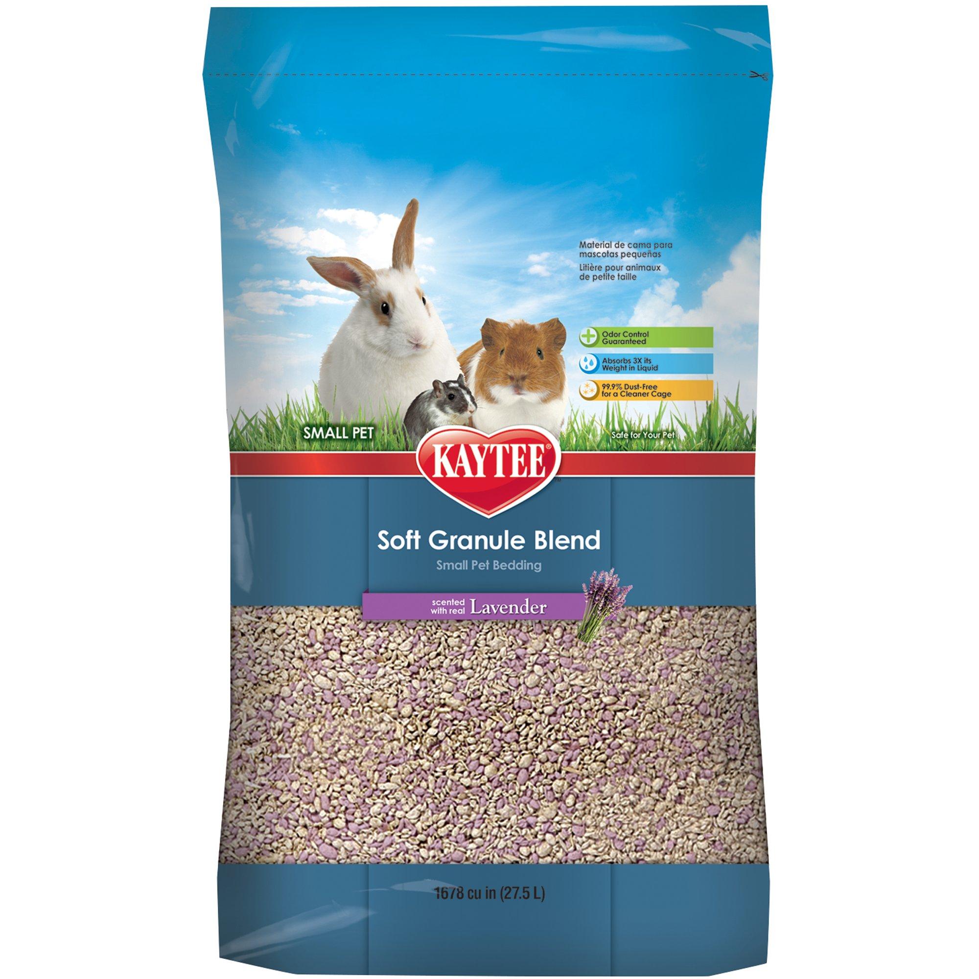 Kaytee Soft Granule Lavender Pet Bedding