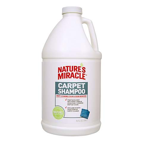 Nature S Miracle Advanced Deep Cleaning Carpet Shampoo Petco