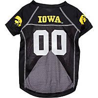 Iowa Hawkeyes College Pet Jersey