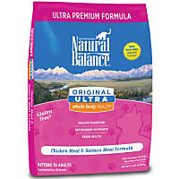 Natural Balance Original Ultra Whole Body Health Cat Food