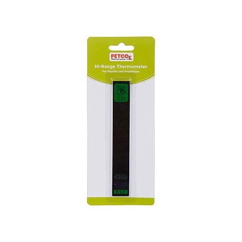 Petco Hi-Range Thermometer for Reptiles and Amphibians