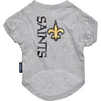 New Orleans Saints NFL Pet T-Shirt