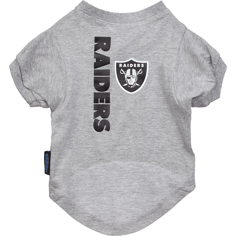 Oakland Raiders NFL Pet T-Shirt