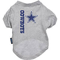 Dallas Cowboys NFL Pet T-Shirt