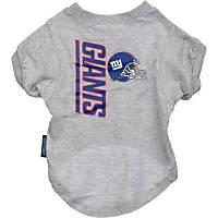 New York Giants NFL Pet T-Shirt