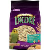 Brown's Encore Premium Parakeet Food