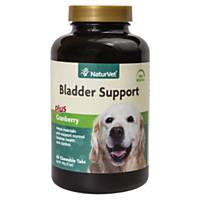 NaturVet Senior Bladder Support Time Release Tablets for Dogs