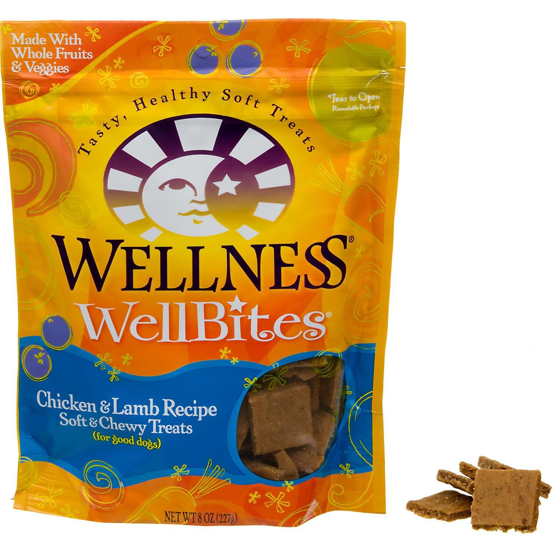 Wellness WellBites Soft & Chewy Dog Treats