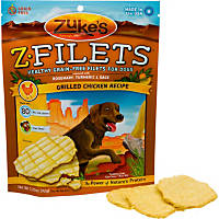 Zuke's Z-Filets Grain Free Dog Treats
