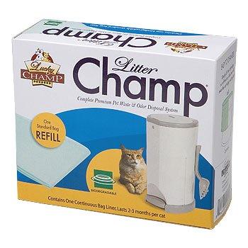 Lucky Champ Litter Champ Refill Pack