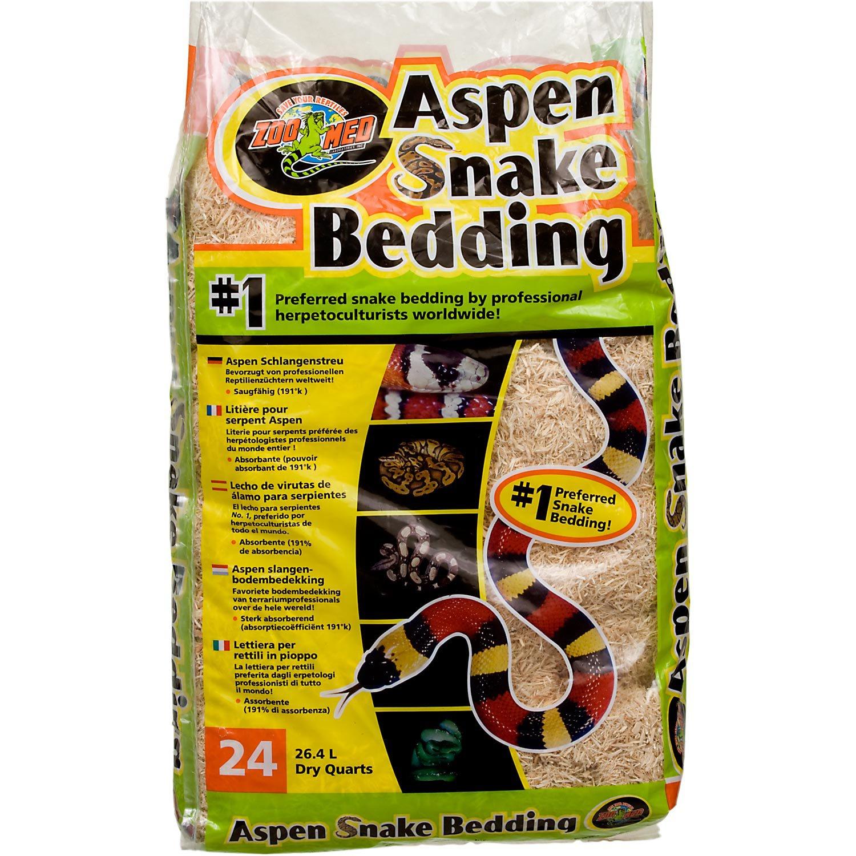 Zoo Med Aspen Snake Bedding Petco