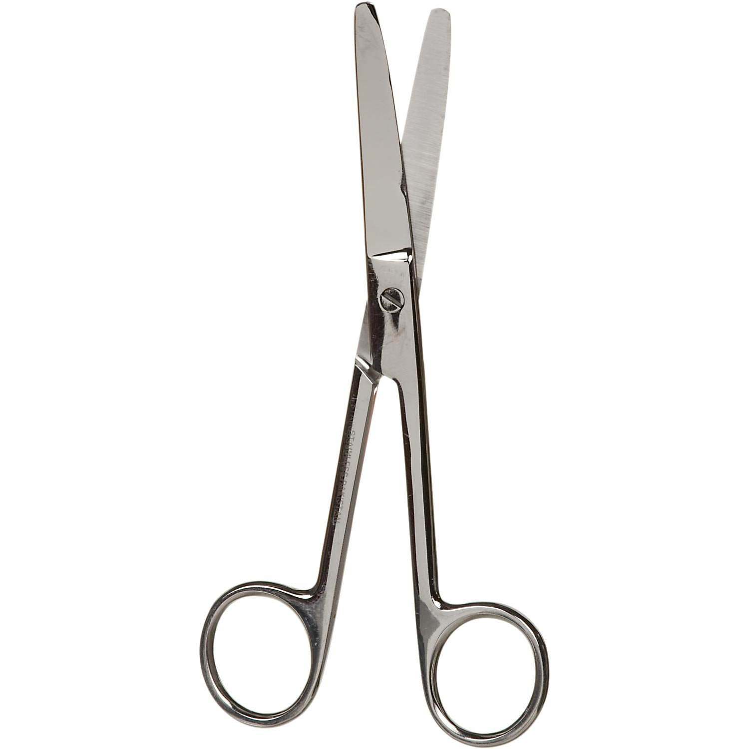 Millers Forge Curved Blade Pet Grooming Scissors