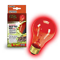 Zilla Night Red Heat Incandescent Bulb, 50 Watts
