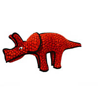 VIP Products Ultimate Triceratops Dinosaur Tuffy's Dog Toy