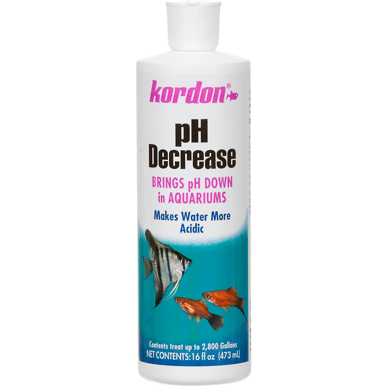Kordon pH Decrease