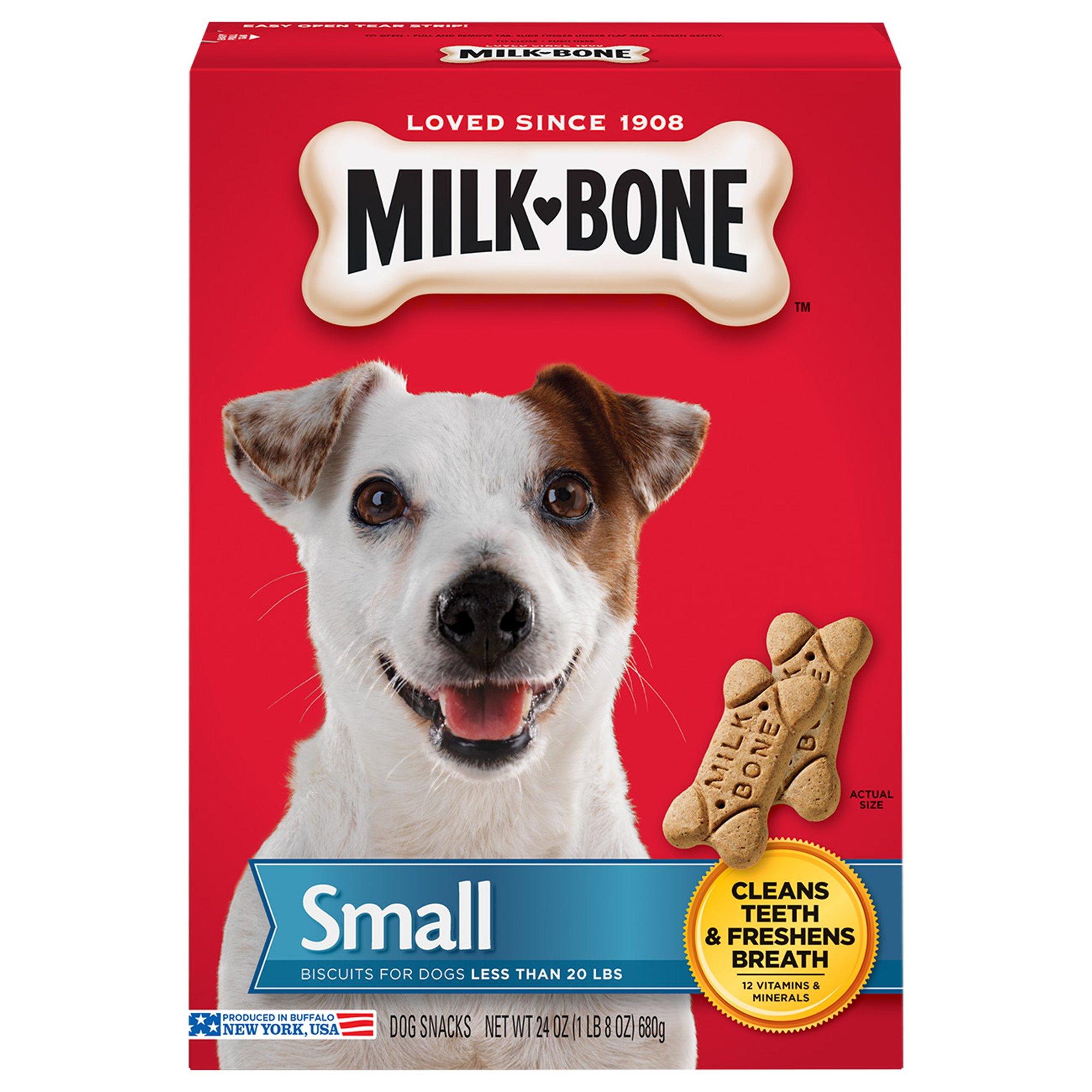 Milk-Bone Small Dog Biscuits