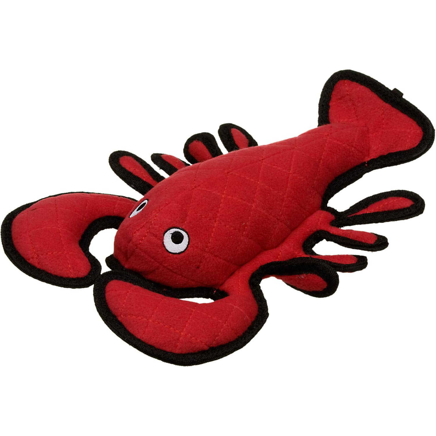 VIP Products Tuffy's Lobster Dog Toy