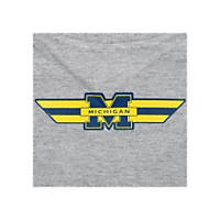 Michigan Wolverines College Pet T-Shirts