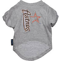 Houston Astros MLB Pet T-Shirt