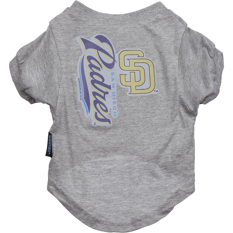 San Diego Padres MLB Pet T-Shirt