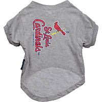 St. Louis Cardinals MLB Pet T-Shirt
