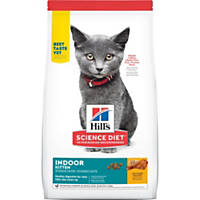 Hill's Science Diet Indoor Kitten Food