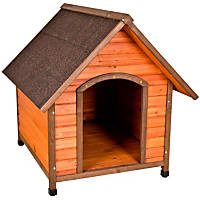 WARE Premium Plus A-Frame Dog Houses