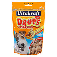 Vitakraft Peanut Drops Dog Treats