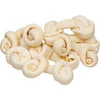 PetAg Rawhide Brand Natural Safety-Knot Bones