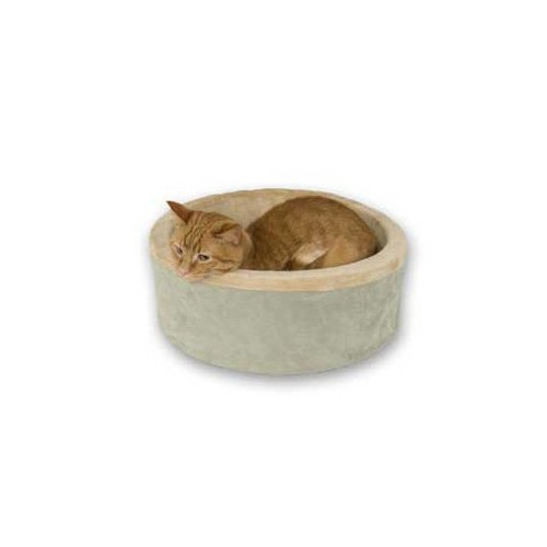 K&H Thermo-Kitty Bed in Sage