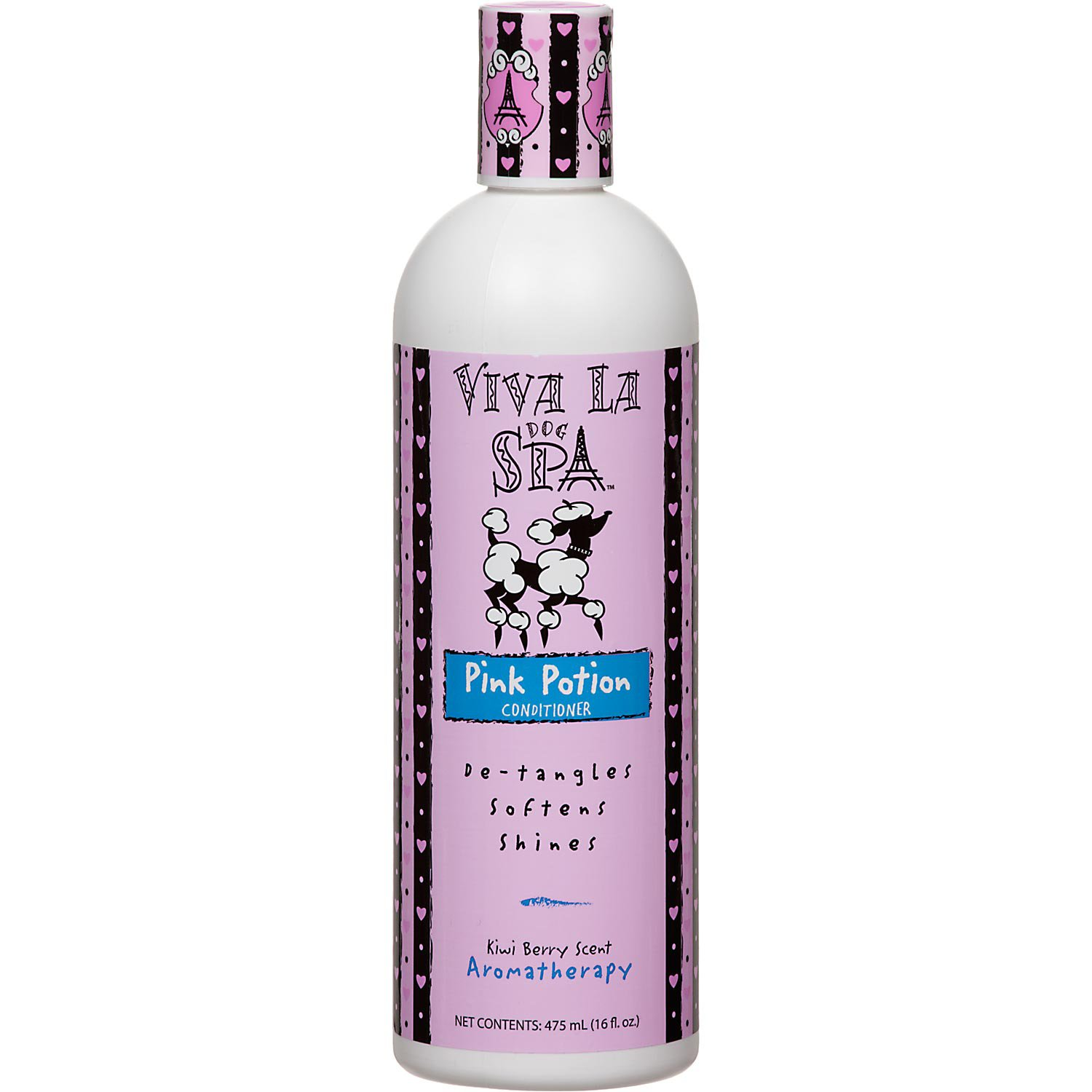 Viva La Dog Spa Pink Potion Dog Conditioner