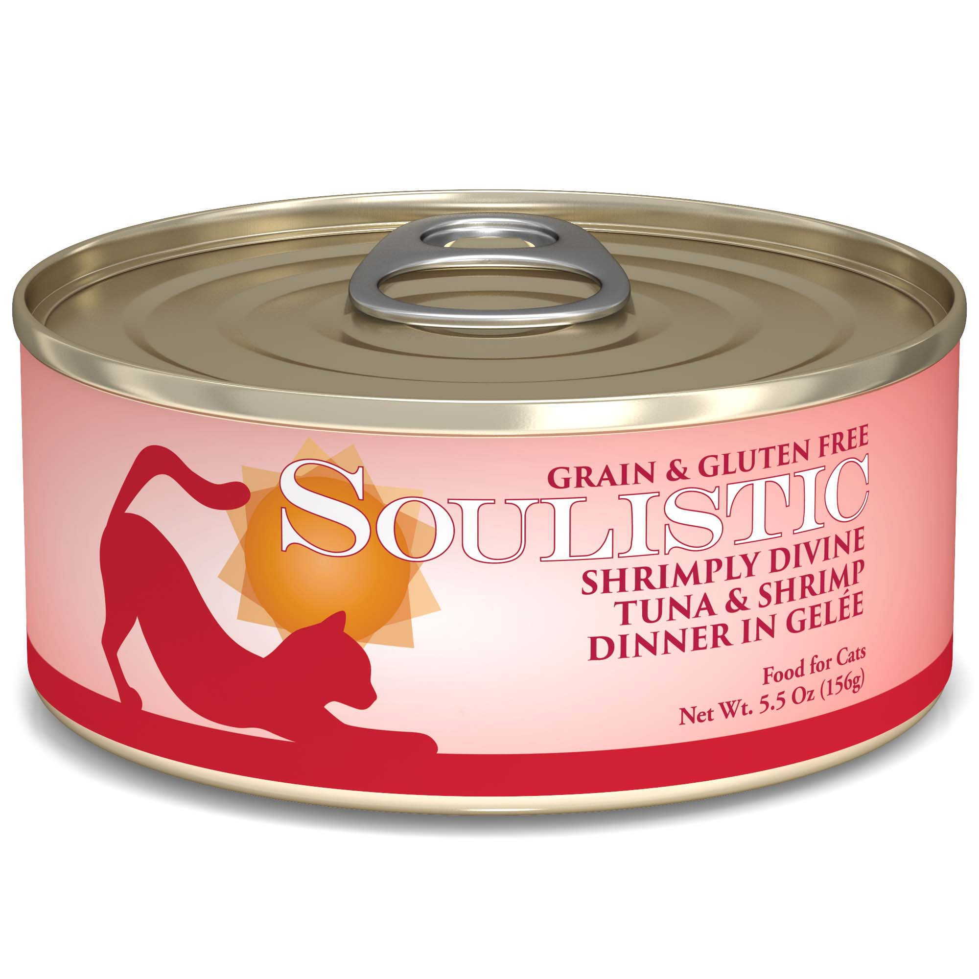 Soulistic Adult Canned Cat Food In Gelee Petco