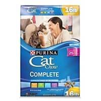 Purina Cat Chow Complete Formula Cat Food