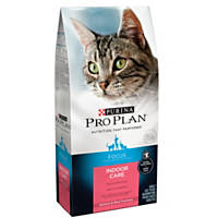 Pro Plan Focus Indoor Care Salmon and Rice Cat Food