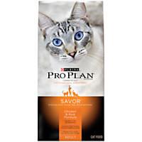 Pro Plan Savor Chicken & Rice Adult Cat Food