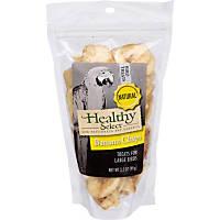 Healthy Select Natural Banana Chips Bird Treats for Large Birds