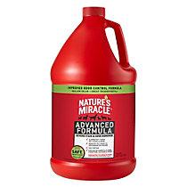 cleanup & odor control
