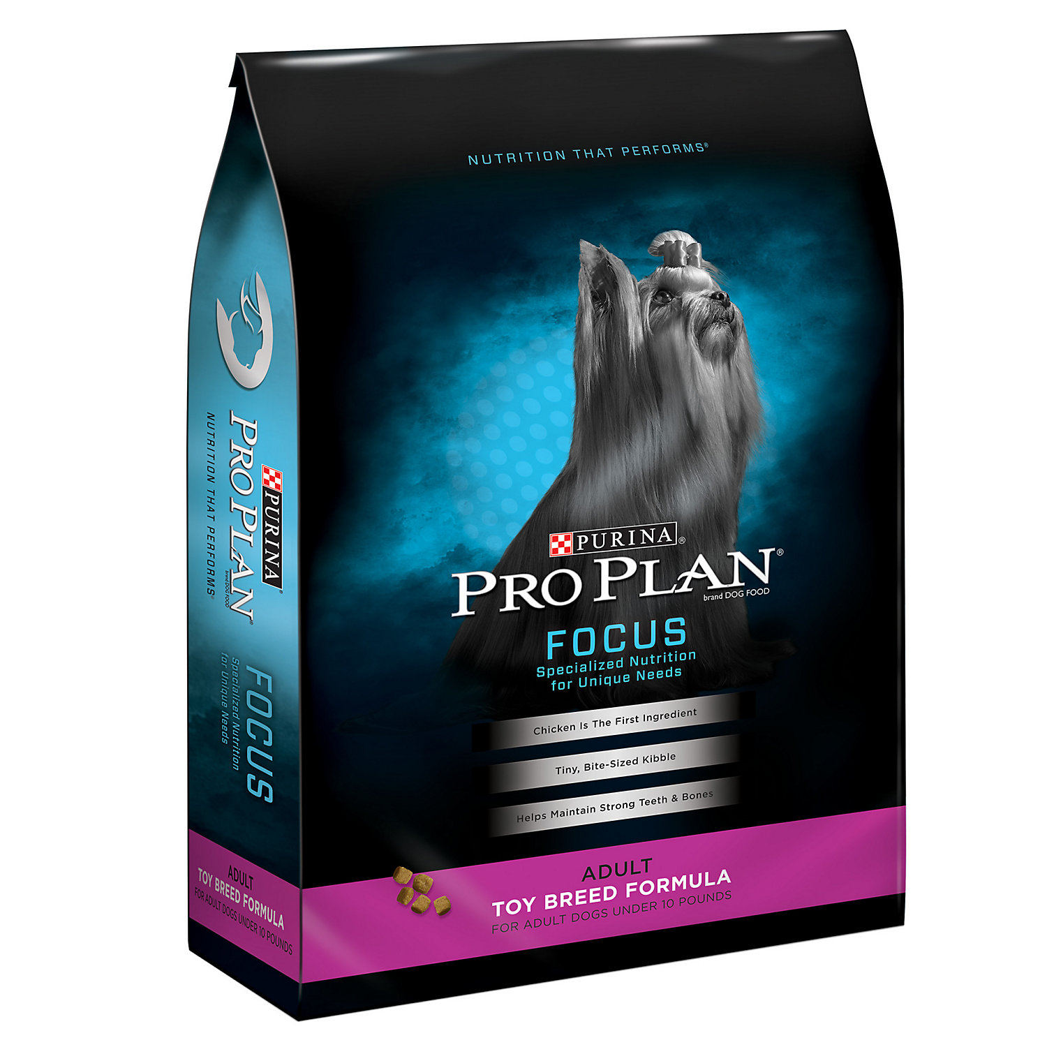 Pro Plan Focus Toy Breed Adult Dog Food, 5 lbs.
