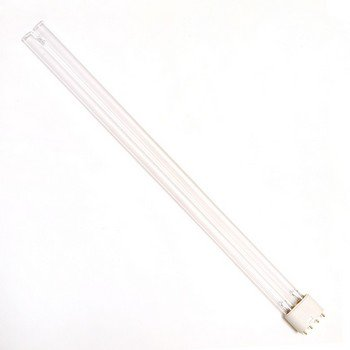 Purely UV-C Replacement Bulbs 2G11 Base, 55 Watts