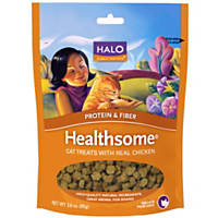 Halo Healthsome Chicken Cat Treats, 3 oz.