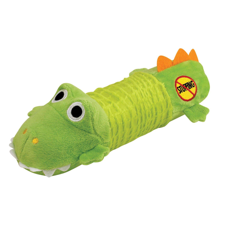 Petstages Stuffing Free Gator Dog Toy
