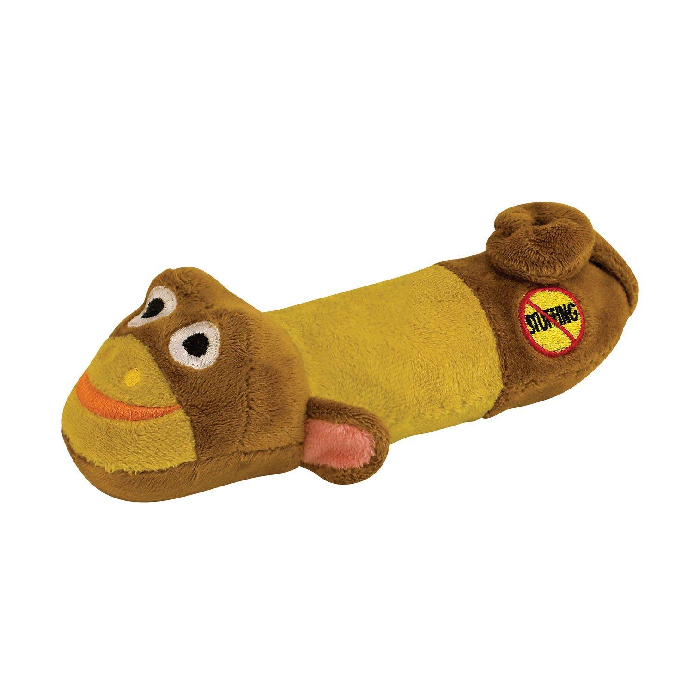 Petstages Stuffing Free Monkey Dog Toy